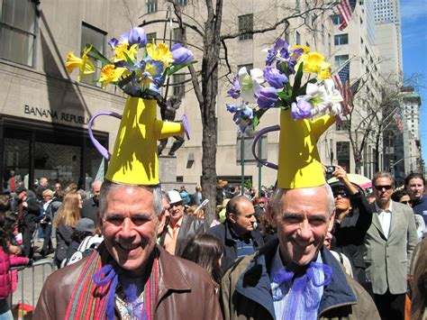 To The Easter Parade In New York by Mitch Broder S Vintage New York New York Easter