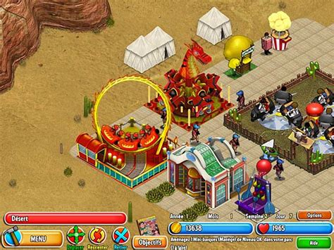 theme park builder jeu dream builder parc en folie 224 t 233 l 233 charger en