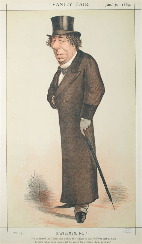 Wiki Vanity Fair by File Benjamin Disraeli Vanity Fair 1869 01 13 Jpg
