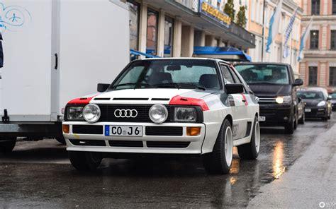 Audi Quattro Shop by Audi Sport Quattro 20 Februar 2016 Autogespot
