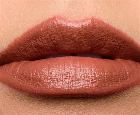 Mac Liptensity mac smoked almond toast and butter cordovan liptensity