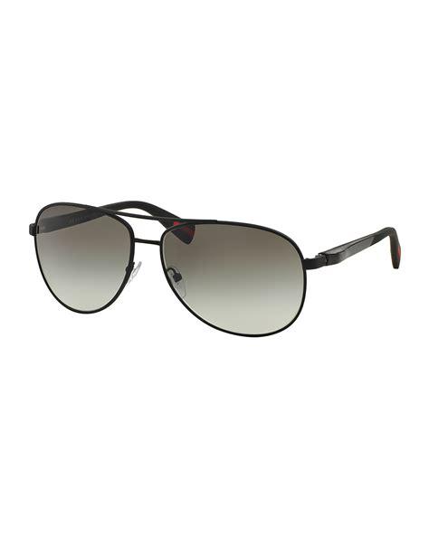 Rimless Aviator Sunglasses prada rimless aviator sunglasses gallo