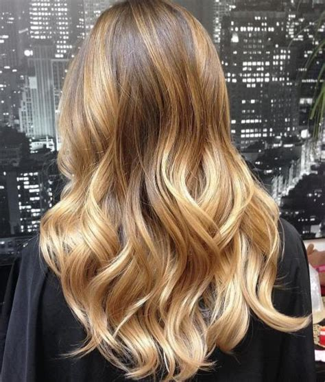 what types of blonde highlights are there 90 balayage hair color ideas and main types of balayage