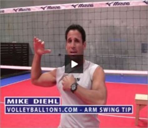 volleyball arm swing drills mike diehl volleyball arm swing volleyball1on1