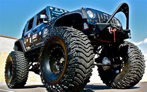 jeep kraken cop4x4 s kraken jeep on 54 s tires is a