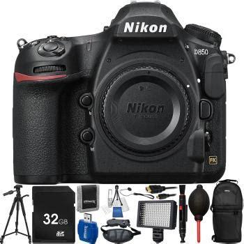 nikon d850 accessory bundle