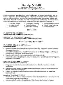 Resume Job Objective Teacher by Teacher Resume Objective Examples Job Resume Samples