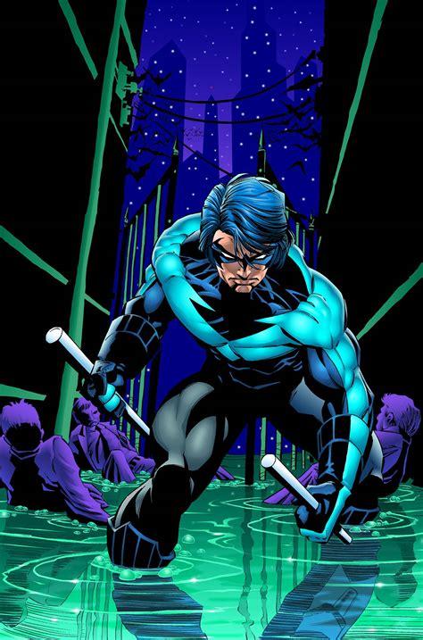 Nightwing Vol 1 Bludhaven nightwing vol 1 bludhaven fresh comics