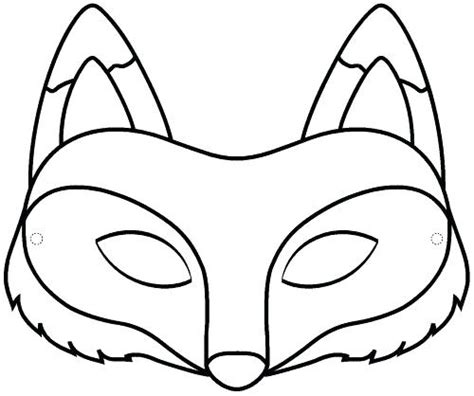Modele De Masque
