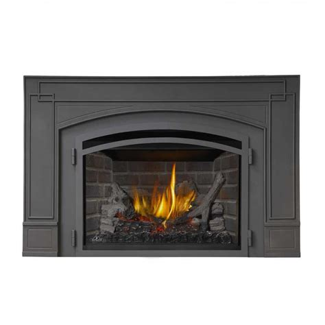 napoleon xir3nsbdeluxe natural gas fireplace insert at