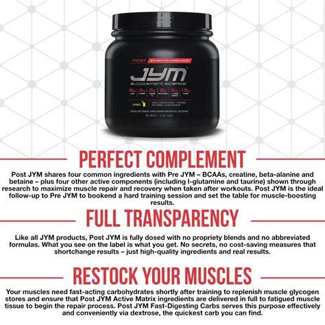 creatine jym jym supplement science post jym active matrix post
