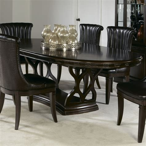 american drew dining room table pieces included in this set