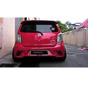 Axia Pink Stance Modified  Share My Ride GK144 Galeri