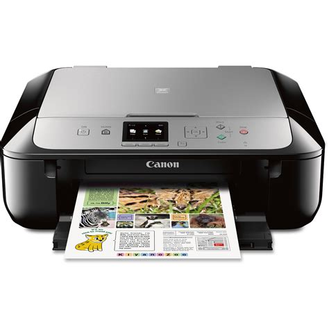 Printer Canon Second canon pixma mg5721 wireless all in one inkjet printer 0557c042aa