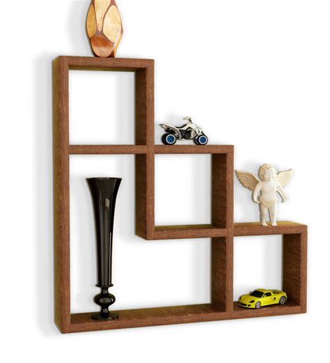 l shaped shelves l shaped wall shelf by home sparkle wall shelves home decor pepperfry product