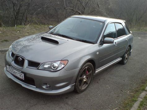 2007 subaru wrx 2007 subaru impreza wrx automatic related infomation
