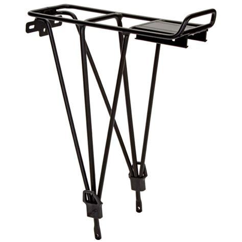 Rack For Back Of Bike by Sunlite Bike Rack Rear Alloy Front Baby Seat 700c Ebay