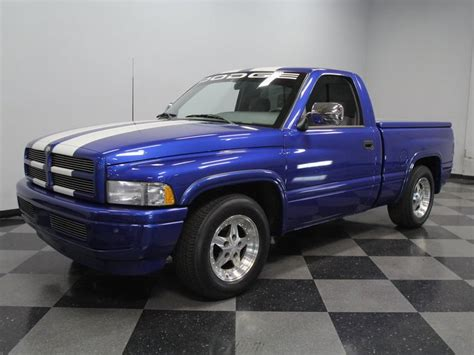 dodge ram 1996 for sale 1996 dodge ram 1500 indy pace truck for sale 1818670