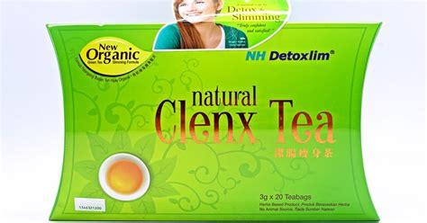 Tea Detox Untuk Kurus review detox badan dengan clenx tea untuk kurus dan sihat