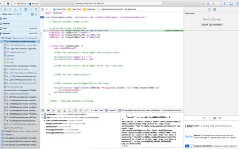 xcode debug layout constraints swift 3 xcode 8 course height constraint error