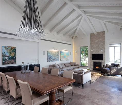 large family room ideas elegant modern villa in israel embraces a relaxed country