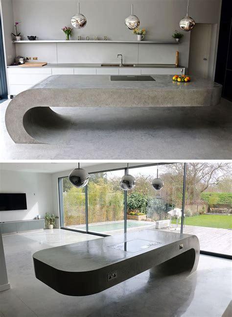Concrete Countertops Ideas by 25 Best Ideas About Concrete Countertops On