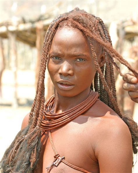 himba tribe color onestonedcrow the himba the most beautiful in africa