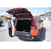 Jeep Renegade Bagagliaio Test Offroad By Automania