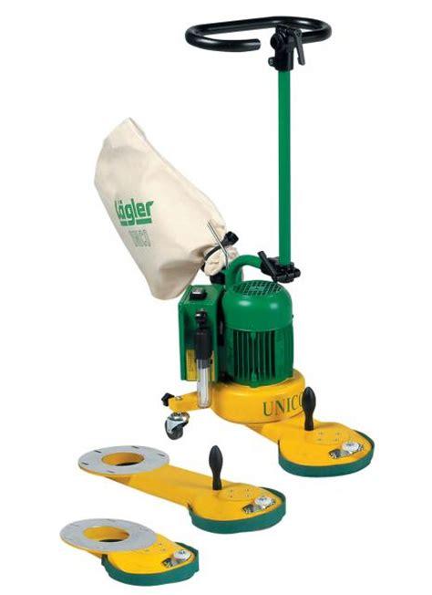 lagler unico edger edge sanding machine each chicago hardwood flooring
