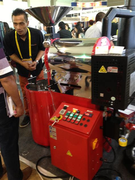 Mesin Roasting Kopi W600i jual mesin roasting kopi toper kapasitas 1 kg harga murah