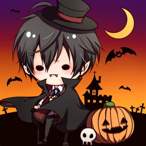 imagenes de halloween en anime ginoza image 2196391 by maria d on favim com