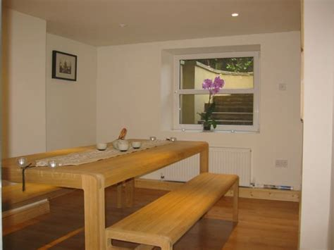 Dining Room Converted To Kitchen A Basement Conversion To Kitchen And Dining Room