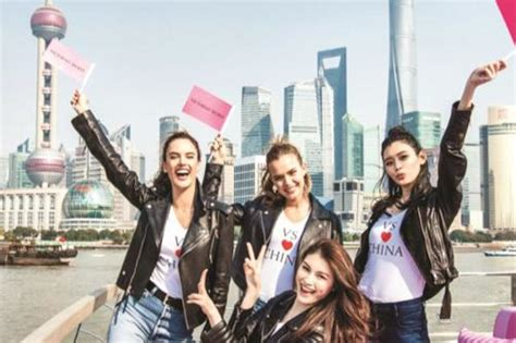 Articles Fashion Secrets In Places by S Secret Fashion Show Will Take Place In Shanghai