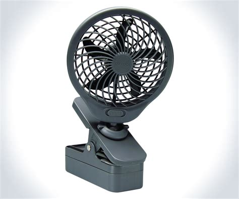 best battery operated clip on fan 5 quot battery operated clip fan dudeiwantthat com
