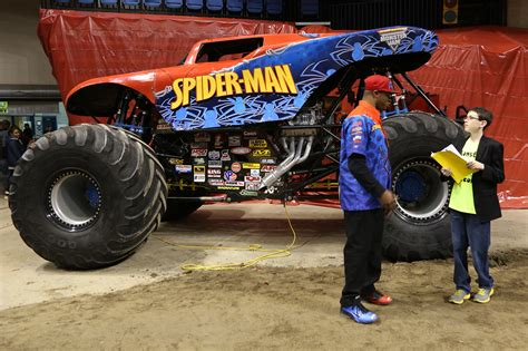 what monster trucks will be at monster jam the gallery for gt spiderman monster trucks