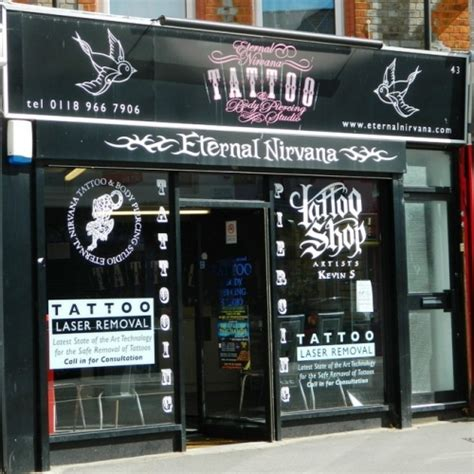 tattoo parlor reading eternal nirvana tattoo studio tattoo artists in reading
