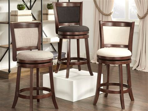 Swivel Counter Top Bar Stools by How To Choose The Kitchen Counter Stools