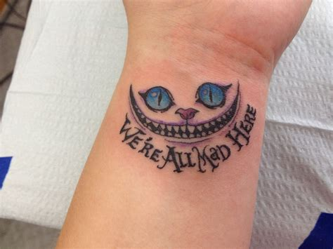 cat tattoo designs gallery collection of 25 cheshire cat