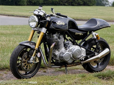 Norton Commander Motorrad by Norton Commander A Golden Symbol Of Freedom Moto