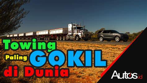 Modifikasi Vespa Gandengan by Towing Paling Gokil Land Rover Discovery Tarik 7