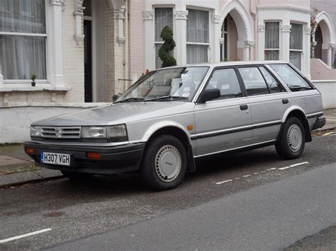 nissan bluebird 1990 nissan bluebird 2 0 1990 auto images and specification