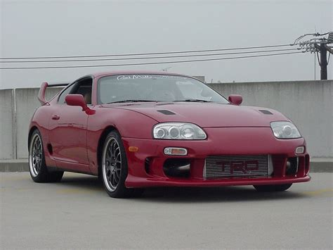 red toyota toyota supra price modifications pictures moibibiki