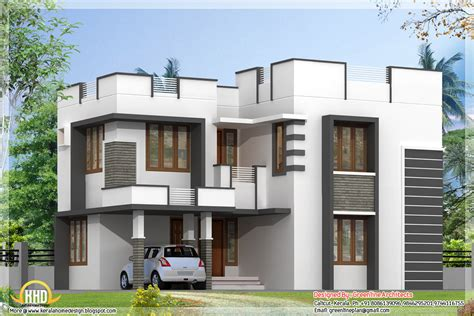 Simple Modern House by Simple Modern Home Design With 3 Bedroom Kerala House