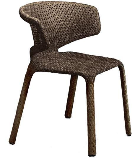 stackable armchairs seashell armchair stackable dedon milia shop
