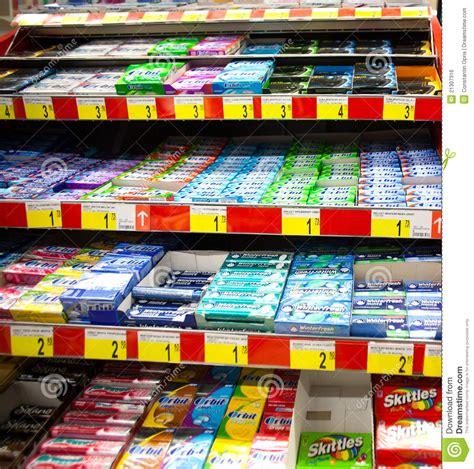 Chewing Gum Brands by Kaugummi Redaktionelles Foto Bild Von Marken Nahaufnahme