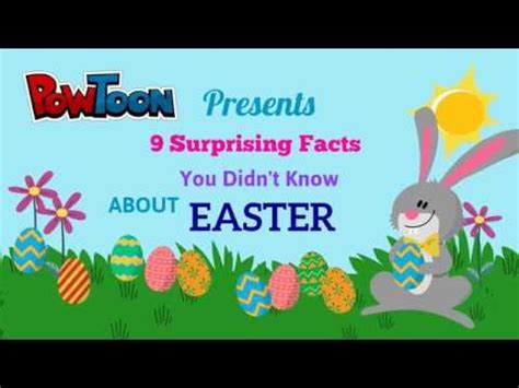 facts about easter 9 surprising facts you didn t know about easter youtube