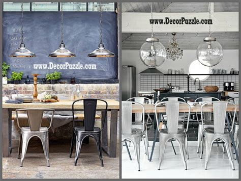 hanging kitchen table industrial style kitchen decor and furniture top secrets