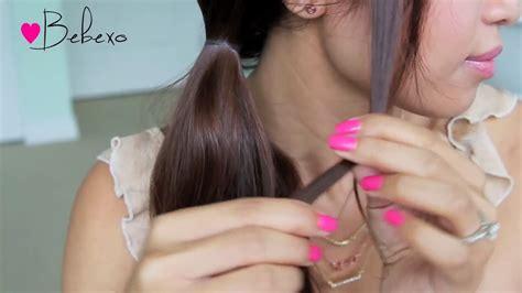 Kepang New tutorial kepang rambut cara menata rambut sebahu