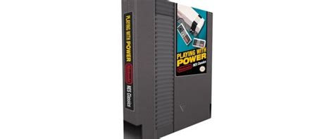 libro playing with super power nintendo s playing with power book provides retrospective on classic nes games shacknews