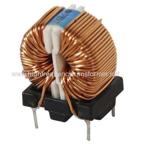 common mode choke coils line filters for ac power supply toroidal power inductor coils emd filter ac common mode choke from china manufacturer hangtung